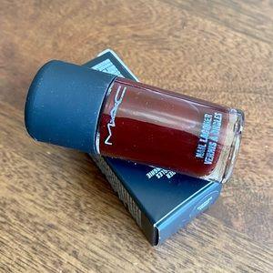 MAC Vintage Vamp Nail Lacquer Polish